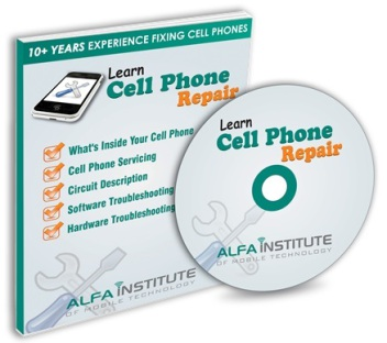 Smartphone Repair Training Courses on DVD CD