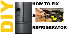 Learn How To Repair Refrigerator And Freezers