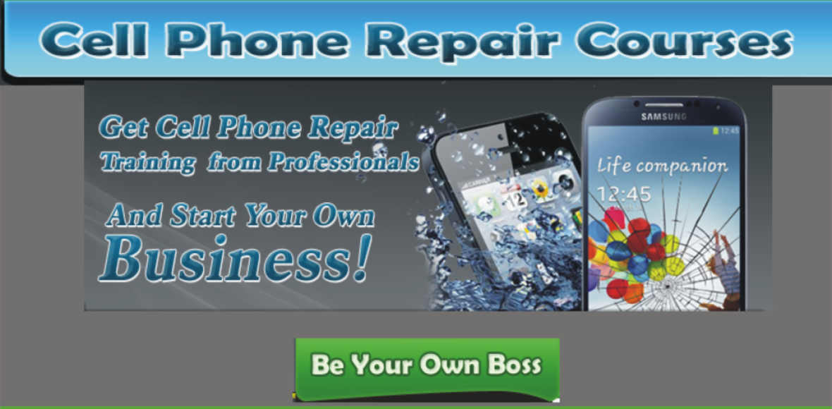 Smartphone Repair Training Course Learn How To Fix Mobile Cell Phones